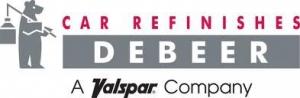 DeBeer Car Refinishes Logo